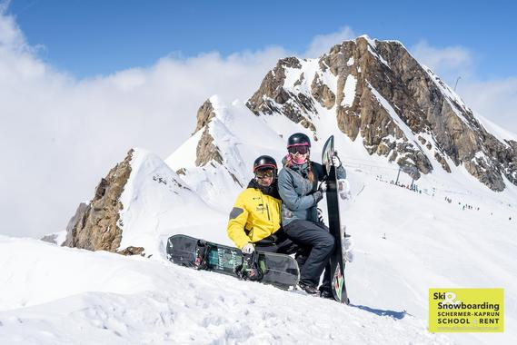 Snowboarding Lessons for Adults - Advanced