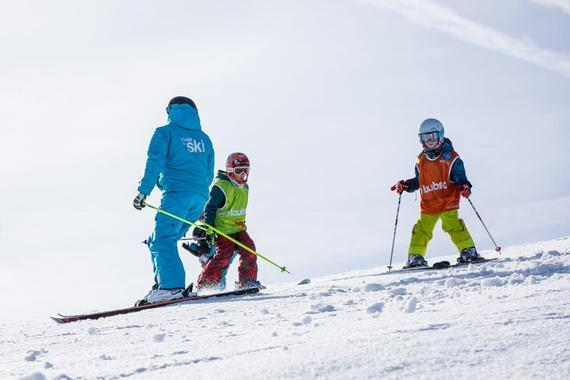 Ski Lessons for Kids (6-13 years) - Low Season - Beginner